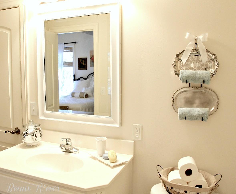 20 Idées pour organiser sa salle de bain comme une pro  Astuces de