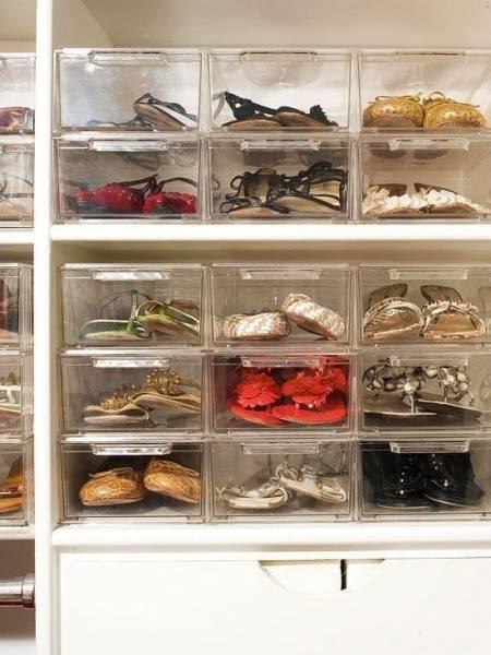 6 astuces pour ranger ses chaussures astuces de filles - Astuces pour ranger les chaussures ...