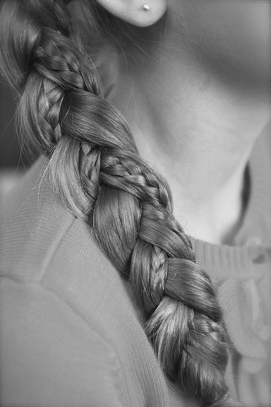 cheveux tresse