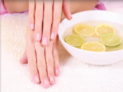 mains citron