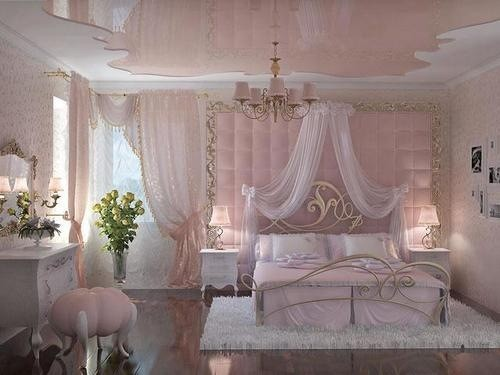 idees dinspiration chambre princesse - Chambre Moderne Femme