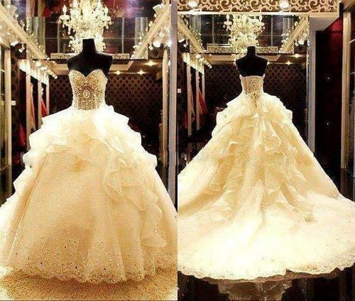 weddng dress