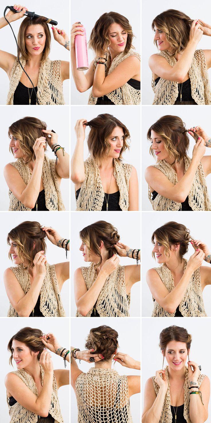 Coiffure Pour Cheveux | jemecoiff.com