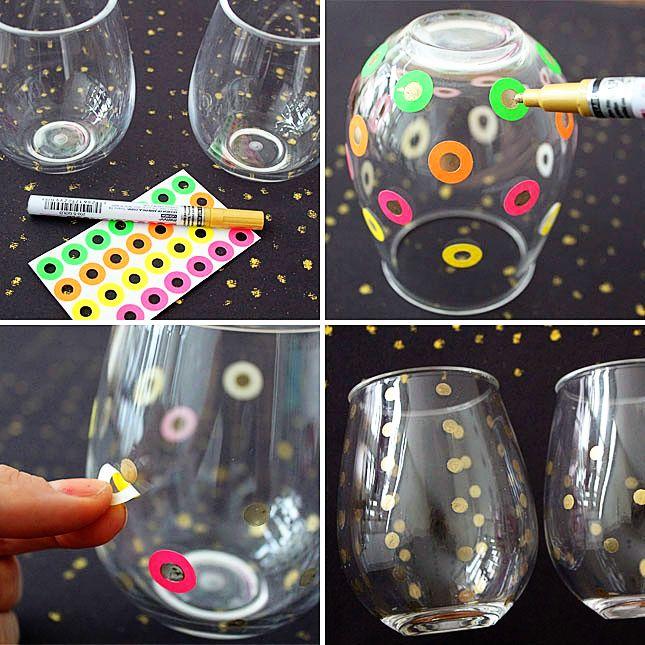 comment decorer verre