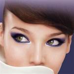 maquillage-yeux-avec-du-violet