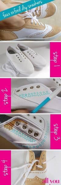 5 Customiser ses chaussures