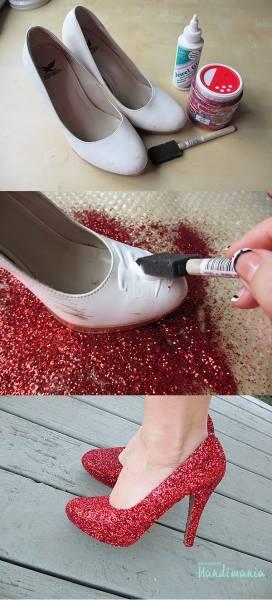 7 Customiser ses chaussures