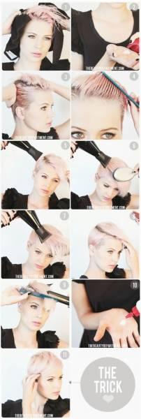coiffure_facile_cheveux_courts_pour_soir_e