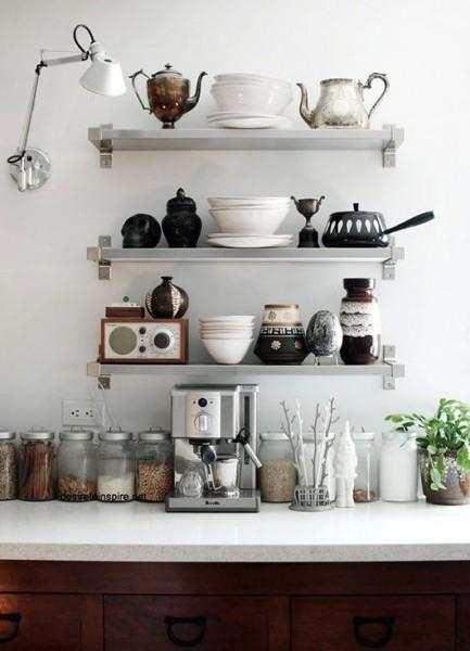 9 id es rangement et d co g niales pour votre cuisine - Astuce de rangement cuisine ...