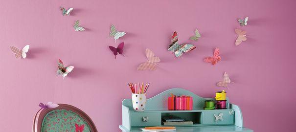7 id es d cos faciles pour votre chambre astuces de filles - Comment decorer chambre bebe fille ...