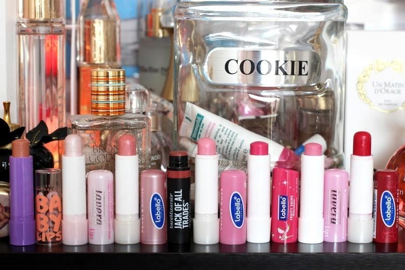 stick à lèvres maquillage hiver
