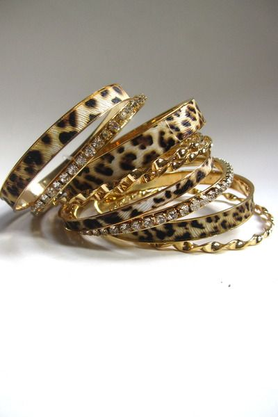 5 Imprimé léopard