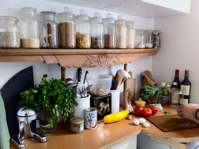 7 astuces rangements pratiques pour sa cuisine astuces de filles - Idee de rangement cuisine ...