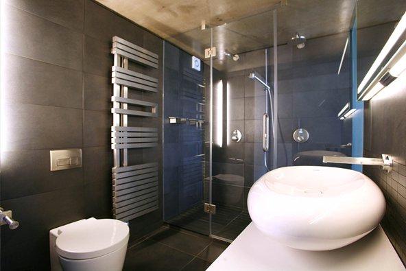 10 salles de bain ultra designs astuces de filles - Astuce rangement maquillage salle de bain ...