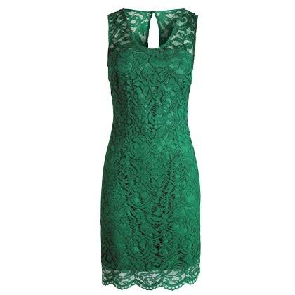 robe-de-cocktail-vert-fonce-esprit