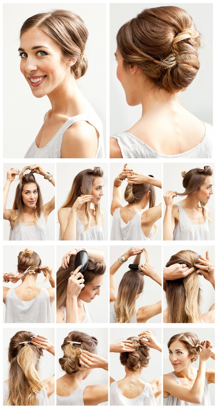tuto,coiffure,mariage