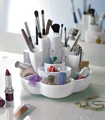 18 rangements maquillage que chaque fille devrait - Astuce rangement maquillage ...