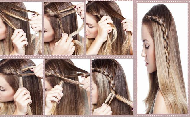 52 idées coiffure à faire en 10 minutes pour les filles aux ...
