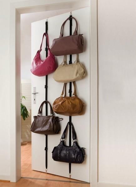 Rangez vos sacs main en suivant ces 4 astuces - Astuce rangement sac a main ...