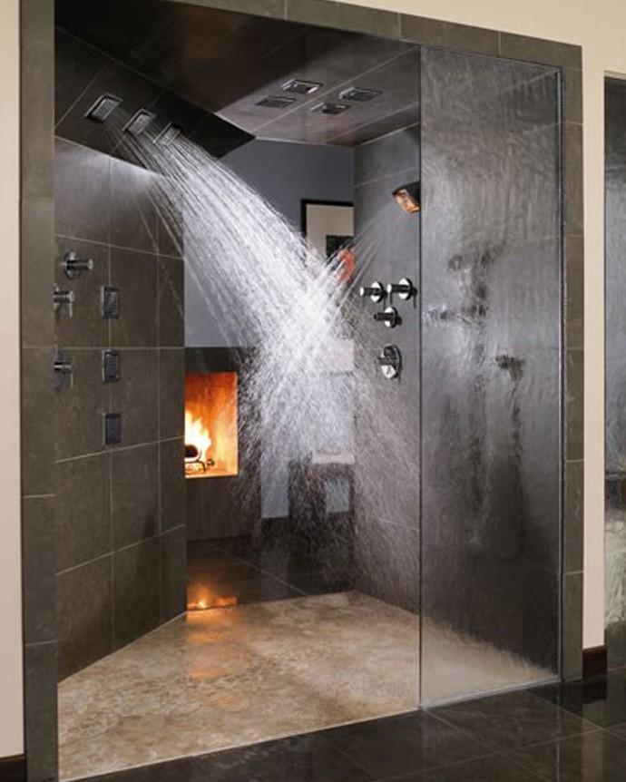 Les 50 plus belles salles de bain astuces de filles - La plus belle salle de bain ...