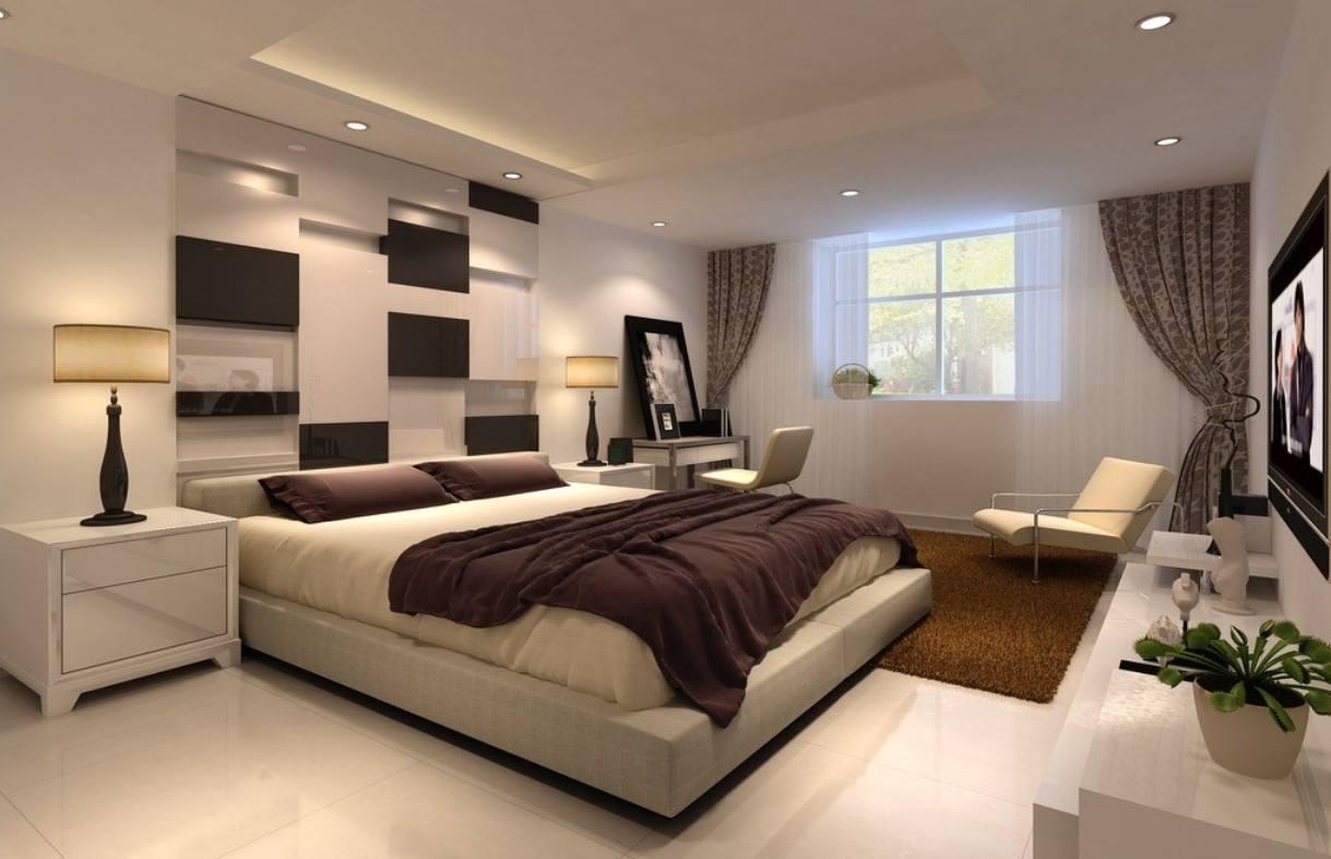 Chambre moderne homme: idees fascinantes pour decoration de ...