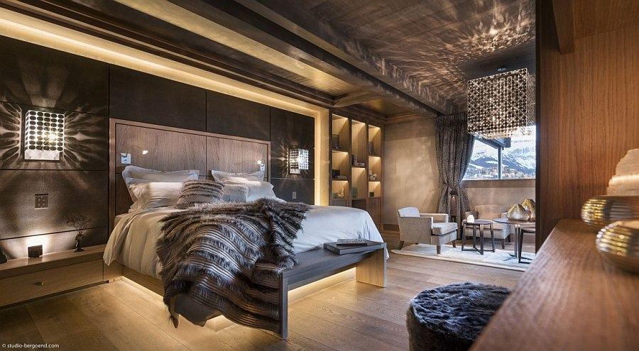 Chambre A Coucher Style Montagne – Chaios.com