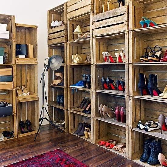 ranger ses chaussure