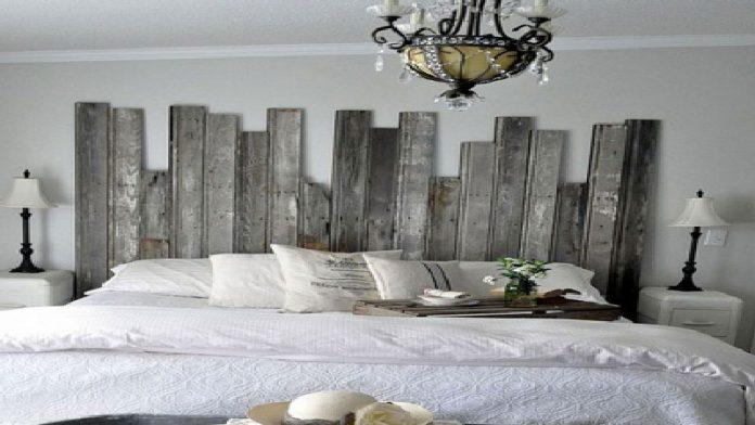 15 t tes de lit originales r aliser soi m me astuces - Deco tete de lit a faire soi meme ...